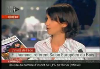Frederic Lhomme sur itélé et RMC