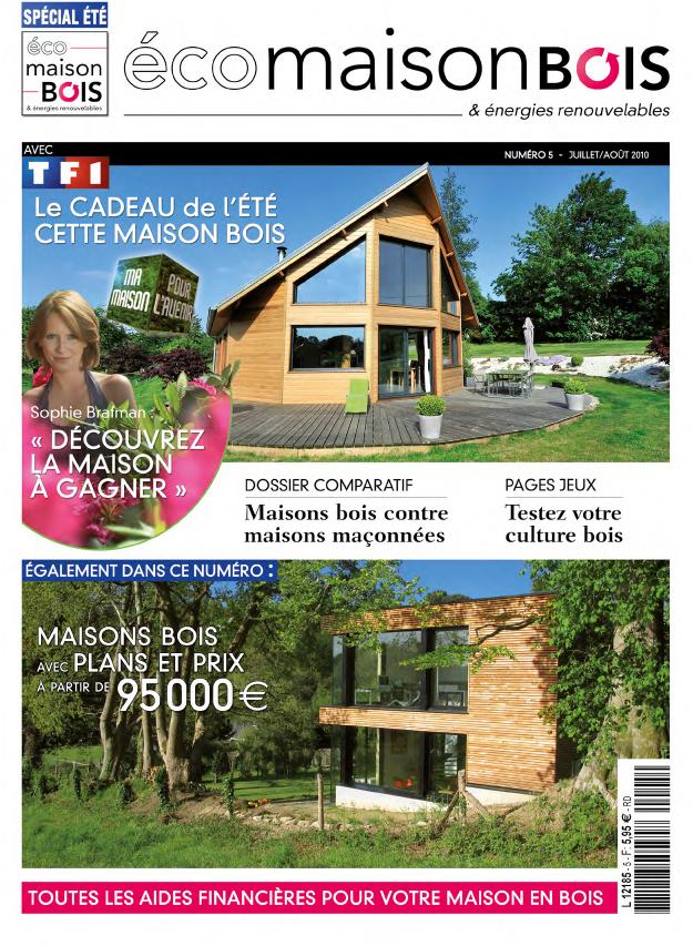 Eco maison bois n 5 eco maison bois - Maison bois eco ...