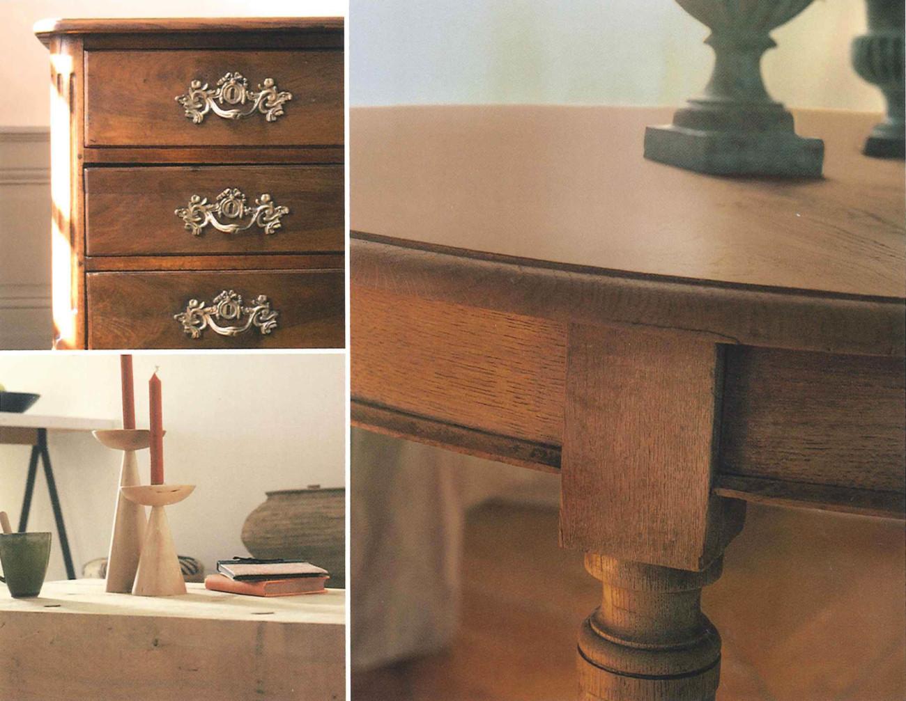 Produit de traitement du bois de meuble