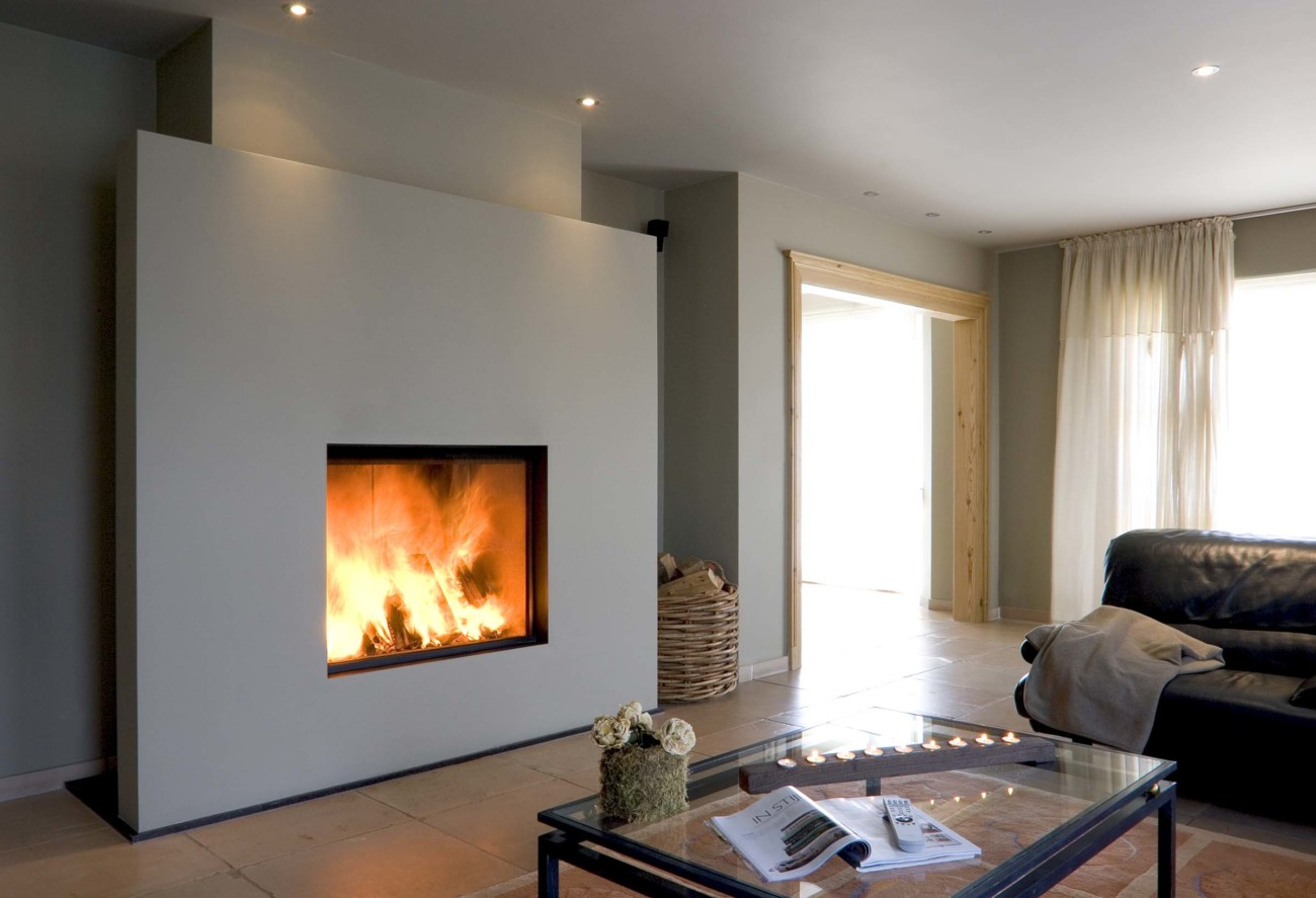 cheminées design