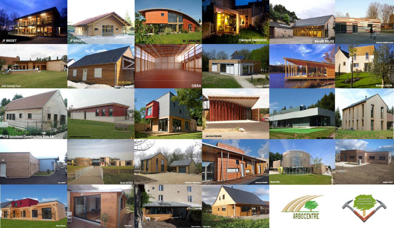 La construction bois en région Centre