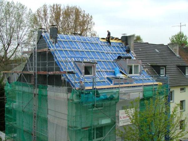 Ecran de sous toiture pour maisons bois