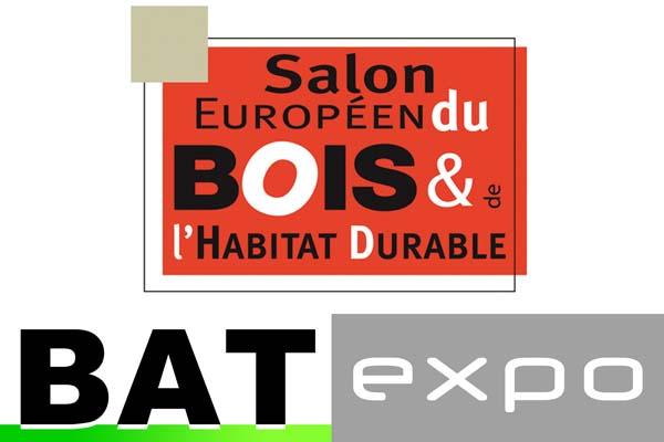 9ème édition du salon européen du bois et de l'habitat durable