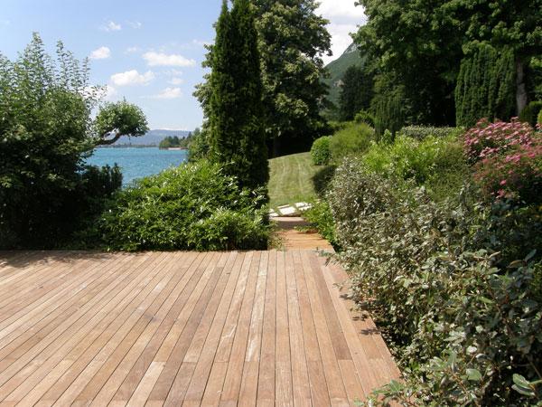 Utilisation de bois éco-certifié pour la fabrication des lames de terrasse