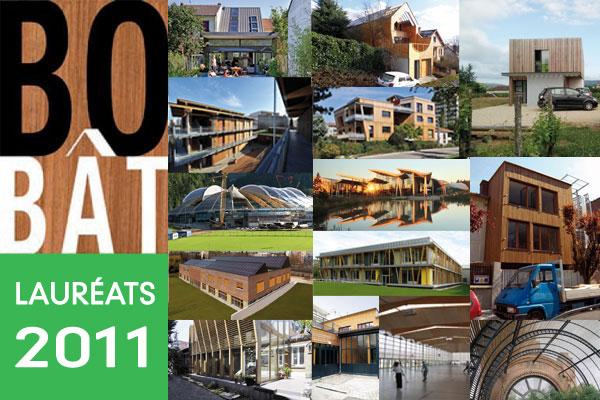 Lauréats du BOBAT Wood Awards