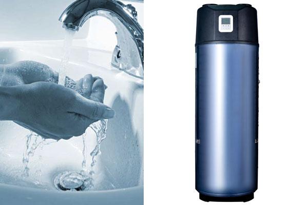 Utilisation des énergies renouvelables pour chauffer l'eau