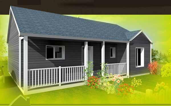 une maison bois gagner eco maison bois. Black Bedroom Furniture Sets. Home Design Ideas