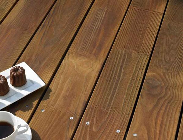 Le pin des Landes pour votre terrasse
