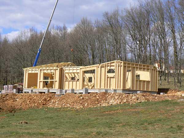 enquête sur la provenance des bois de construction