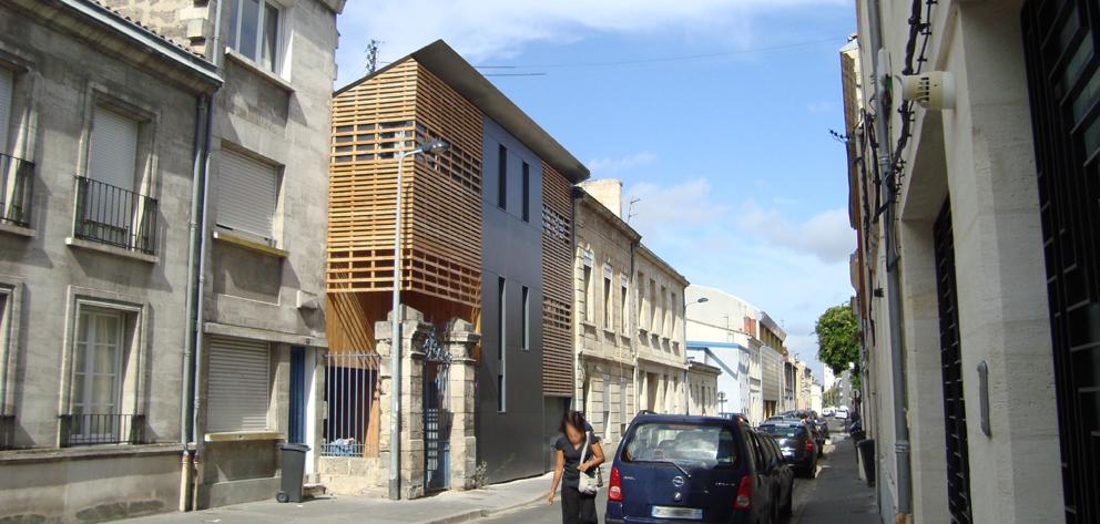 Palmares des architectures bois du salon d'Angers