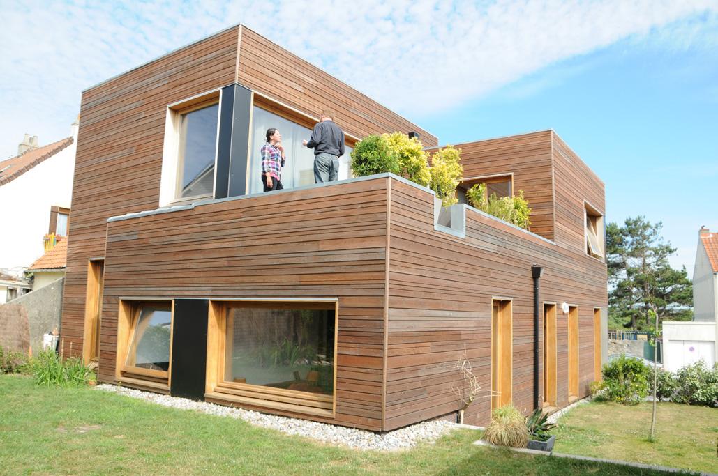 Maison bois pas de calais ventana blog for Architecte pas de calais