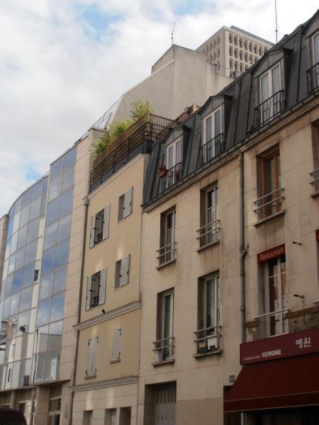 gipen_gie_attique_une maison_sur_les_toits, Mention