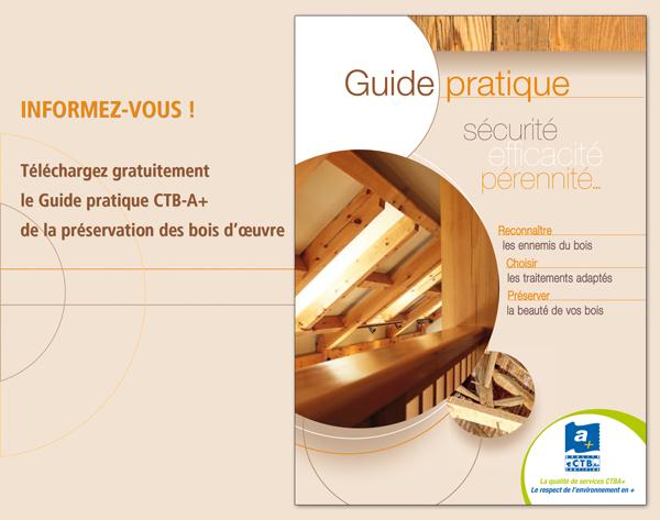 Un guide pour la préservation des bois d'oeuvre
