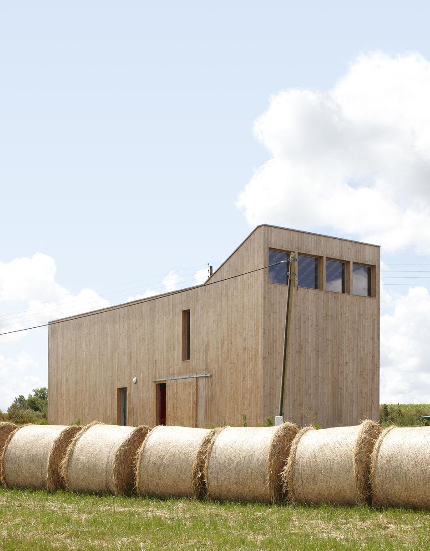 Palmarès du concours d'architecture bois d'angers