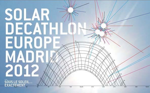 Le soleil comme unique source d'énergie : le thème du concours solar decathlon