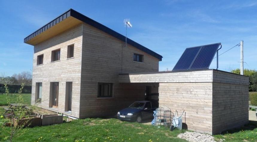 Tarif maison bois maison passive en bois images about for Maison ossature bois prix au m2