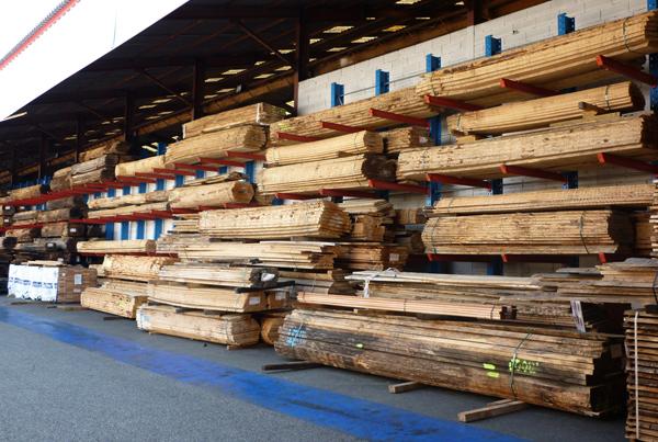 La filière bois en Midi Pyrénées