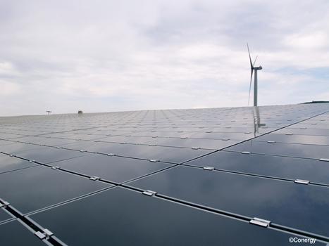 Moduyles de production d'énergie renouvelable