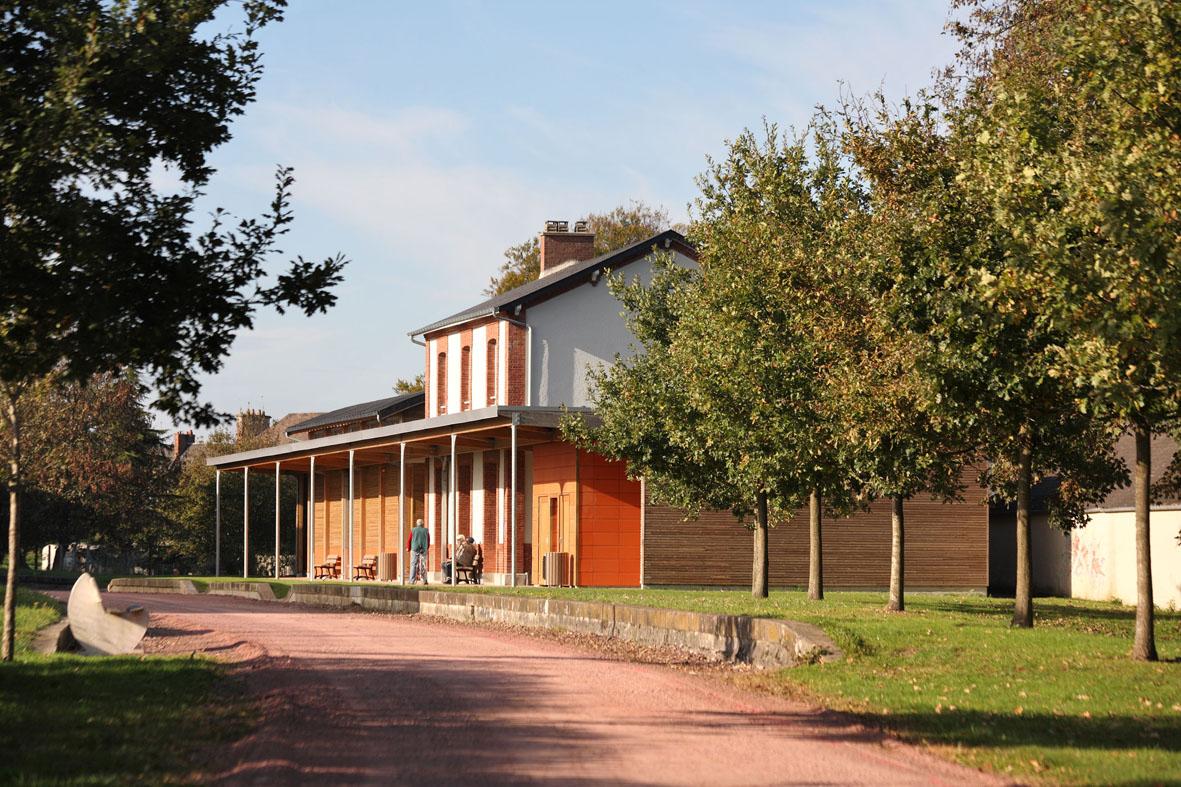 Extension primée au concours de la construction bois
