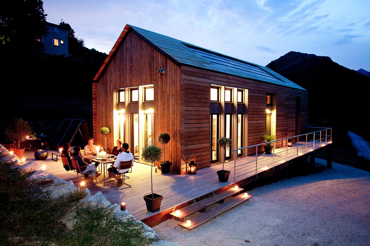 maison d 39 architecte pour tous eco maison bois. Black Bedroom Furniture Sets. Home Design Ideas