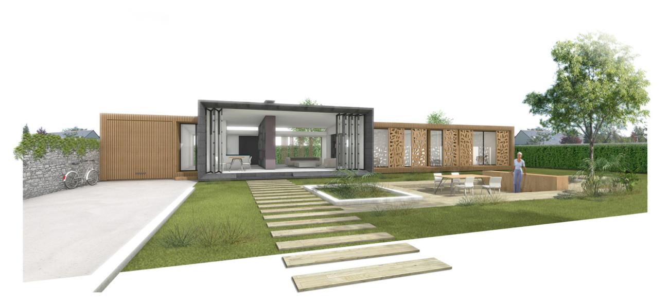 Prix public de la construction bois 2012