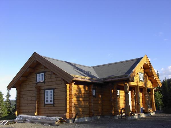 Maisons artisanales hobbiton eco maison bois - Maison bois eco ...