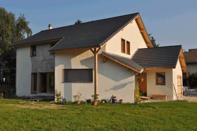 Une maison BBC pour des économies d'énergie