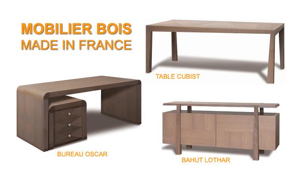 Mobilier fabriqué en Normandie