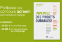 Concours mêlant architecture et design