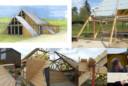 Des locaux en ossature bois pour les jeunes
