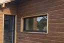 Nouveau bardage bois en Pin des Landes