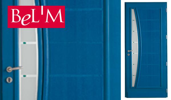 Menuiseries bois, PVC et aluminium Bel'M