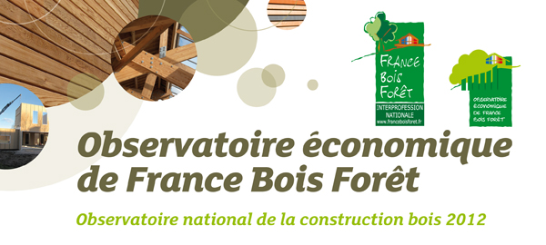 Etude de la construction bois en France