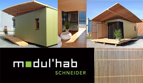 Nouveau concept de construction modulaire