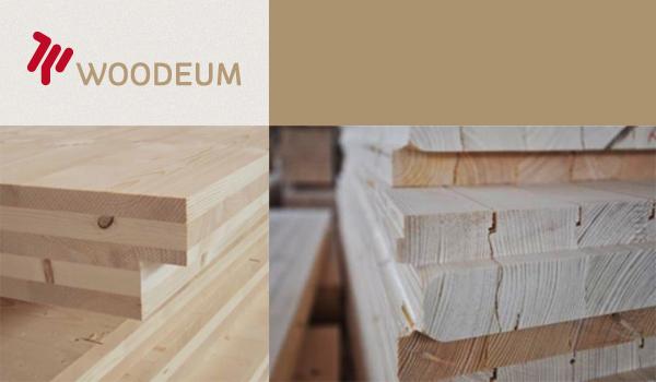 Panneaux en bois massif contrecollé