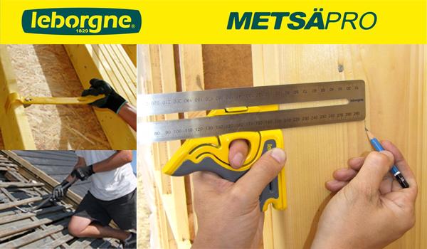 Des outils spécialisés pour la construction en bois