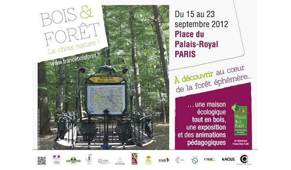 Découvrez une maison bois écologique lors de l'évènement 'Bois et forêt'