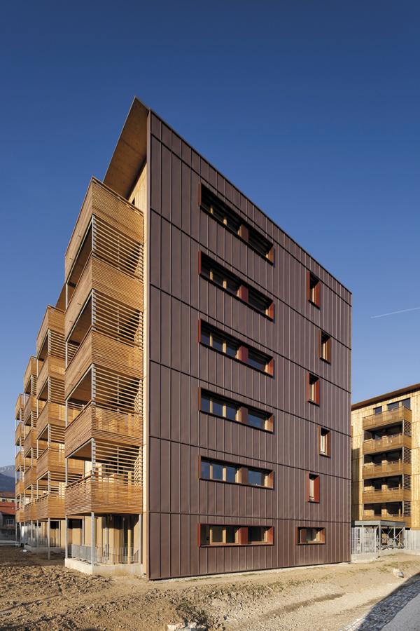 D couvrez notre s lection de meilleures constructions bois - Anglade structure bois ...