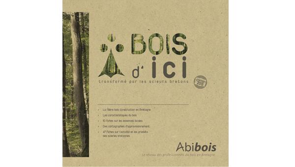 Bois local pour professionnel de la maison bois