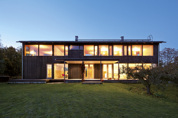 Constructions traditionnelles archives eco maison bois - Maison bois eco ...