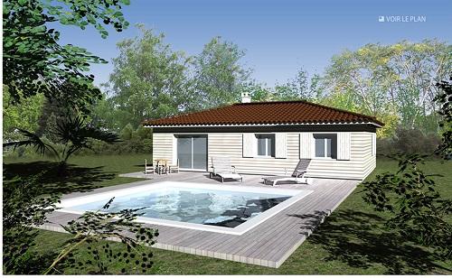 villa bois provence pour que maison en bois ne rime pas avec chalet de montagne eco maison. Black Bedroom Furniture Sets. Home Design Ideas
