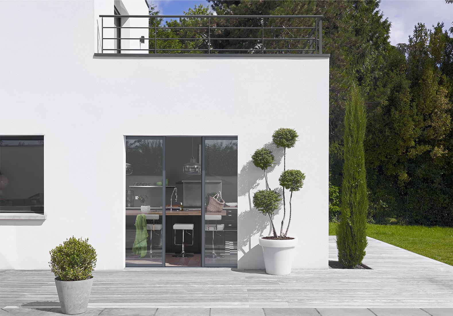 k line signe le retour de la baie galandage dans la maison individuelle rt 2012 eco maison bois. Black Bedroom Furniture Sets. Home Design Ideas