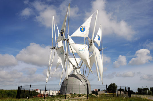 Voileo et ses éoliennes de nouvelle génération