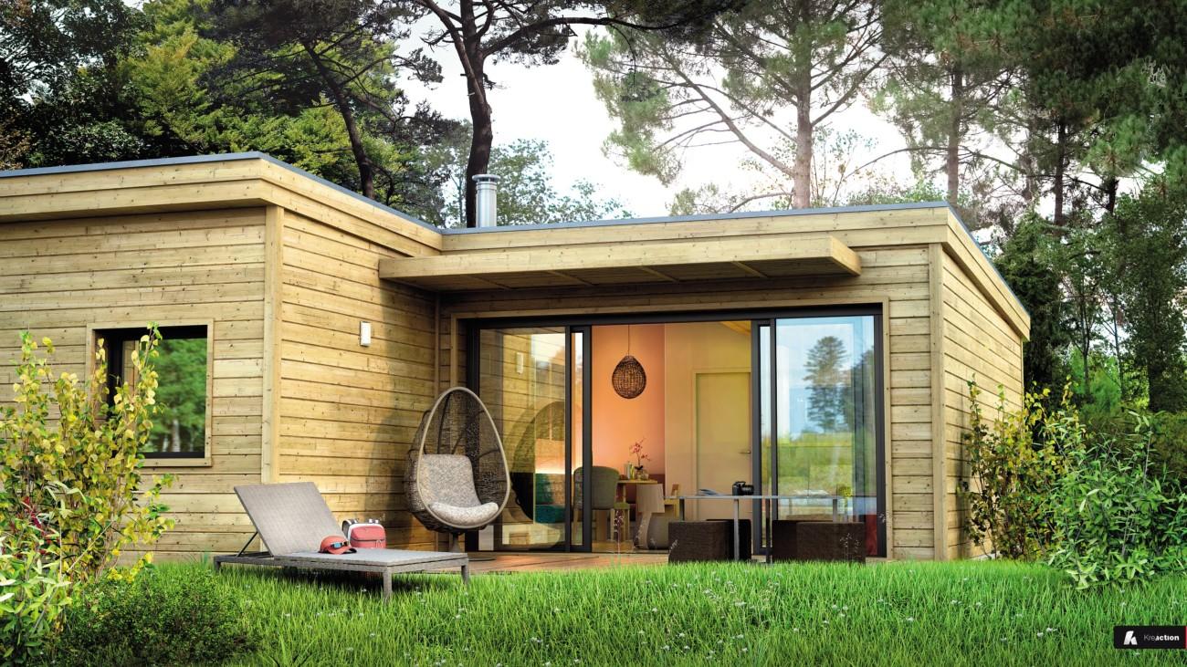 Cottage du prochain Center Park, le Domaine du Bois aux Daims