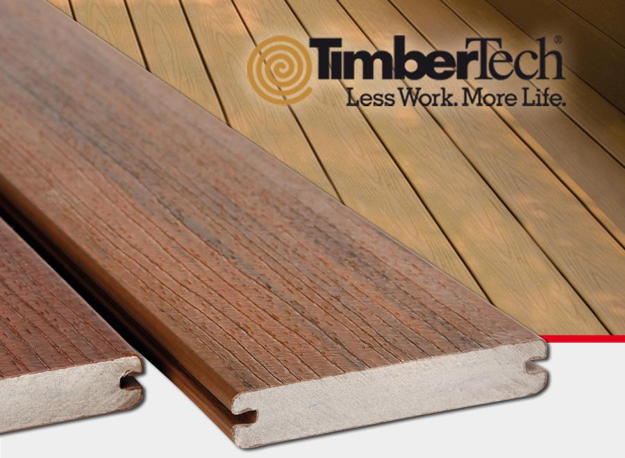 TimberTech®, leader sur le marché des terrasses et aménagements extérieurs en bois composite