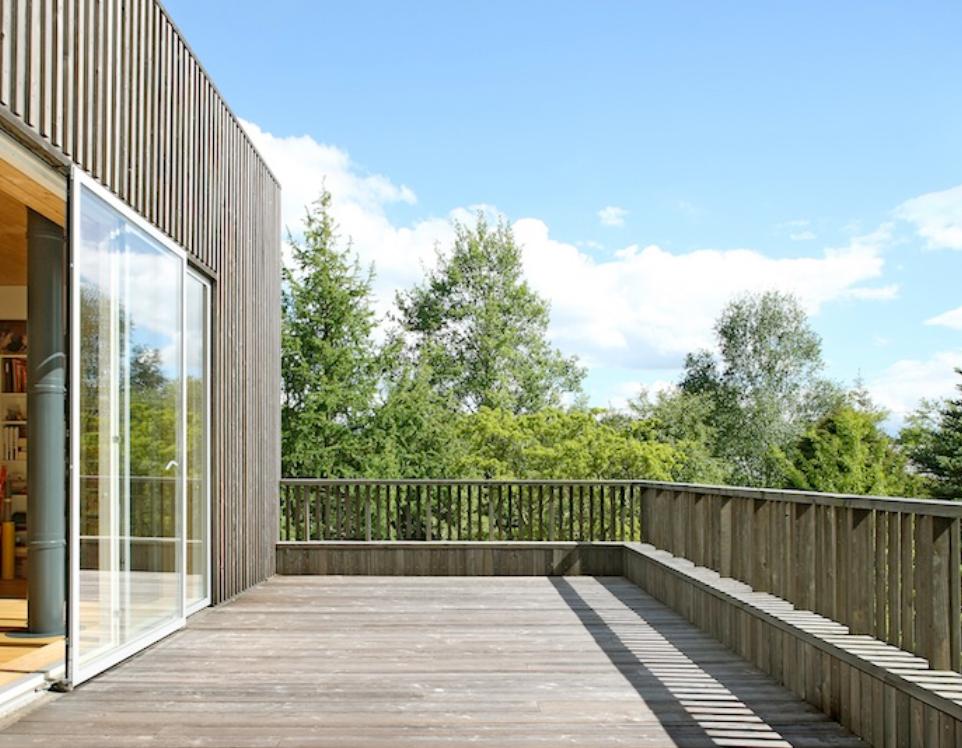 Prix « Logements Individuels » : Maison buq – Saint-Victor-l'Abbaye, Architecte : nubuqnu architectes