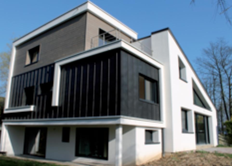 Prix « Extensions et Surélévations » : Maison C – Bois-Guillaume, Architecte : Antoine Lainé