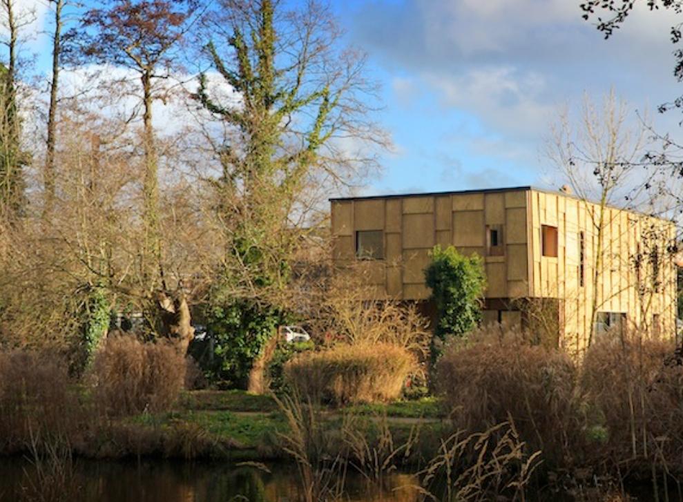 Prix du Public : La Maison P - Notre-Dame-de-Gravenchon, Architecte : ATELIER 970