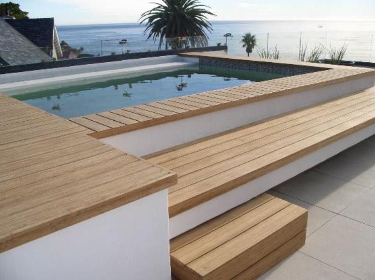 Bambou pour terrasse
