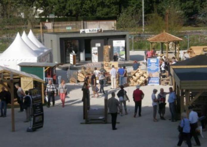 le pôle Filière Bois à la Foire Internationale de Caen